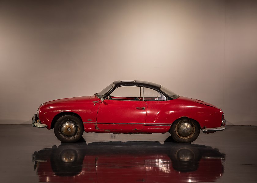 1959 VW  Karmann Ghia