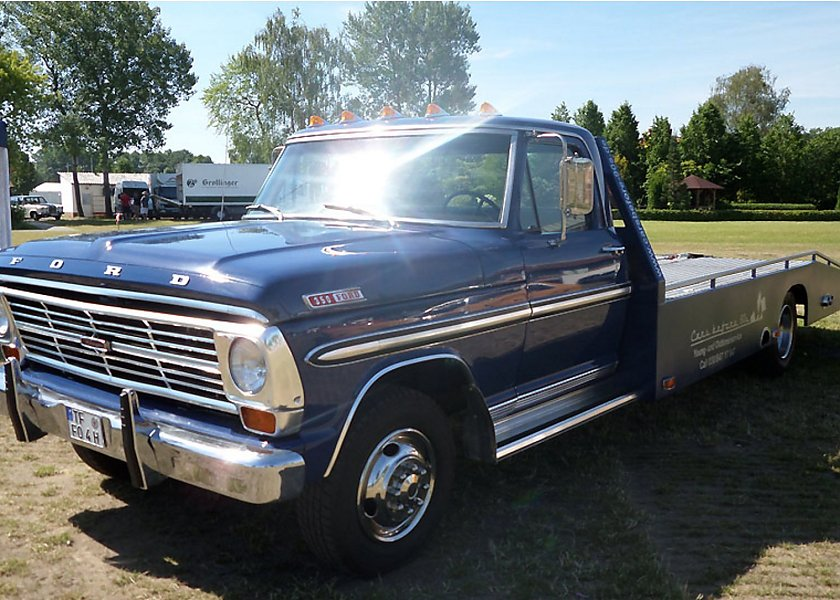 1970 Ford  F350