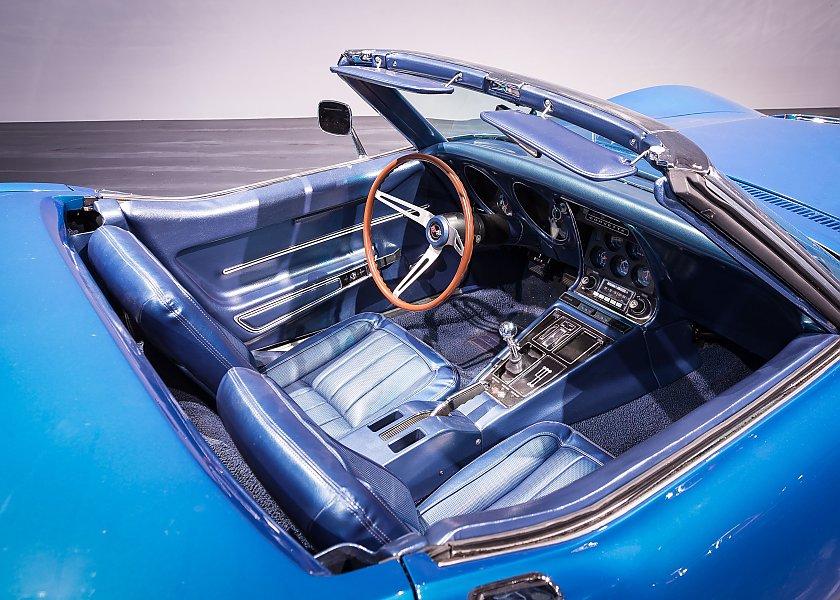 1968 Chevrolet Corvette C3 Chromecars