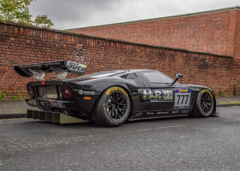 2010 Ford  GT