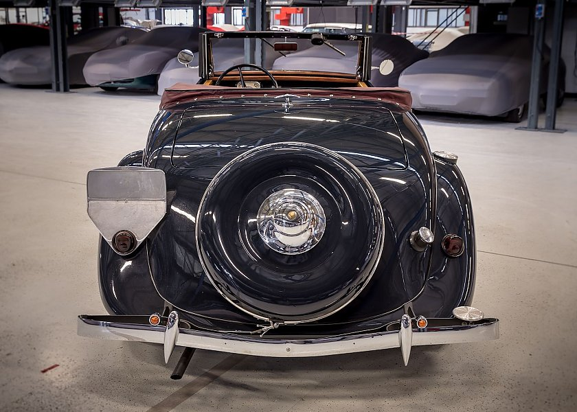 1952 Citroen  Traction Avant 11BL Cabriolet Conversion