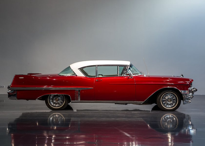 1957 Cadillac  Coupe
