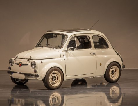 1971 Fiat  695 Abarth Group2