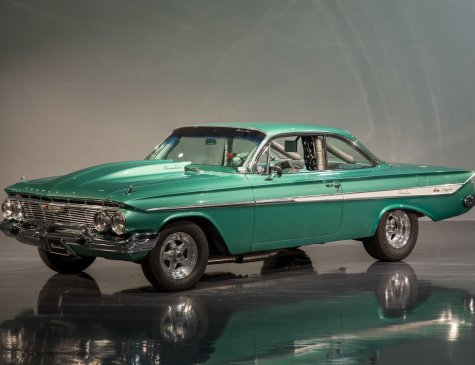 1961 Chevrolet  Impala SS Dragster