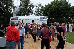 Futurliner in Goodwood