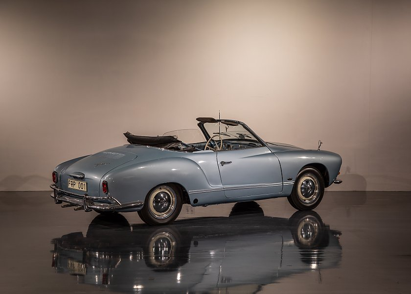 1958 VW  Karmann Ghia