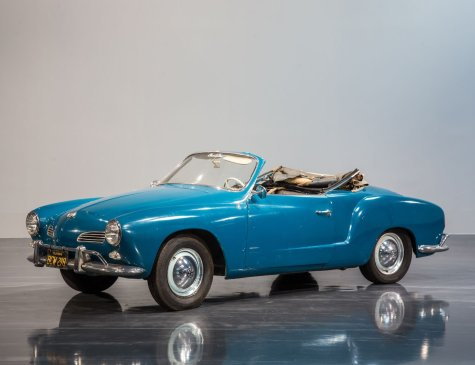 1961 VW  Karmann Ghia Typ 14