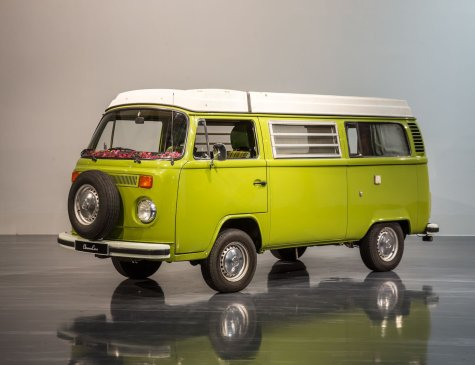 1979 VW  T2b Westfalia Berlin