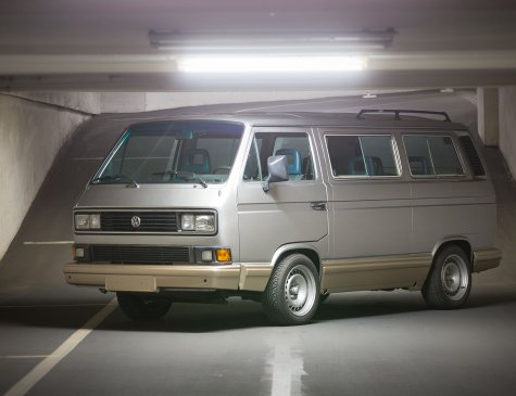 1988 VW  T3 WBX 6 3,7 Oettinger