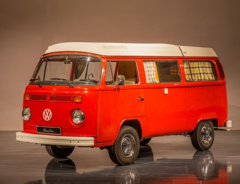 1973 VW  T2b Westfalia Madrid