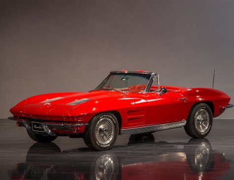 1963 Chevrolet  Corvette C2 Convertible