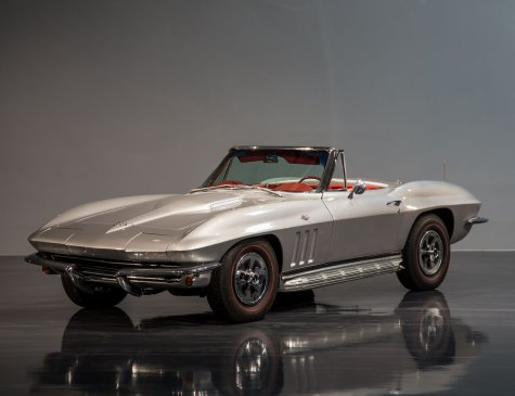 1965 Chevrolet  Corvette C2 Convertible