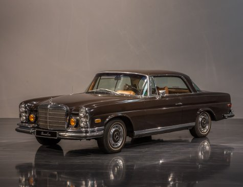 1971 Mercedes  280 SE Coupe 3.5 W111