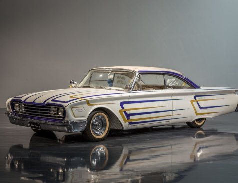 1961 Ford  Galaxy Skyline Streetrod