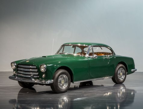 1954 Edwards  America Sport Coupe