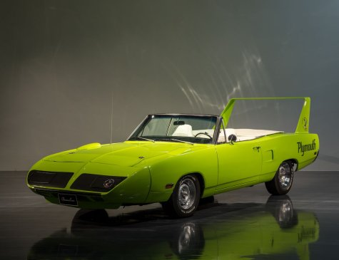 1970 Plymouth  Superbird Convertible