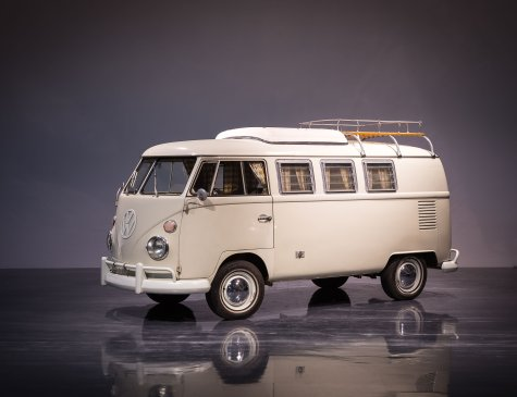 1967 VW  T1 Westfalia SO42